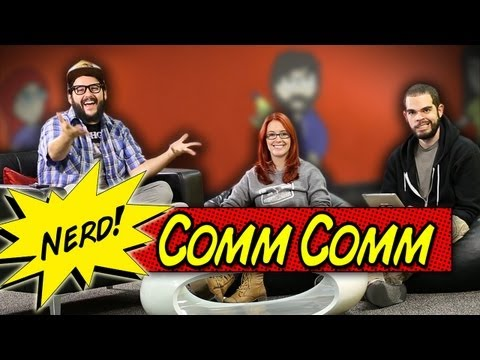 comm - Steve, Meg, and DJ comment on your comments on Breaking Bad, the Japanese BTS, and dark indie games like Bloody Death. Get text alerts for each new video: ht...