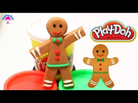 Play Doh Gingerbread Man Gingerbread Recipe: How to Make Gingerbread Man