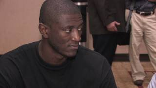 Solomon Alabi Draft Combine Interview