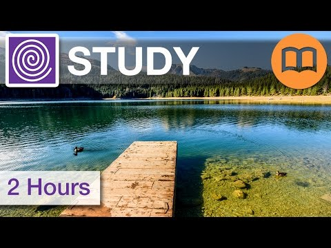 2 HOURS OF CONCENTRATION MUSIC – Improve focus and learnin, meditation, zen.