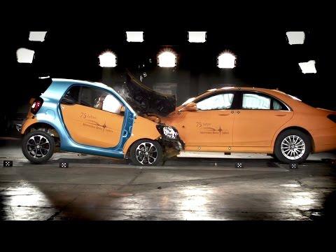 Yeni Smart Mercedes&#39e kar&#351&#305&#33