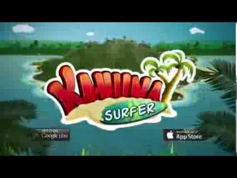 Video of Kahuna Surfer