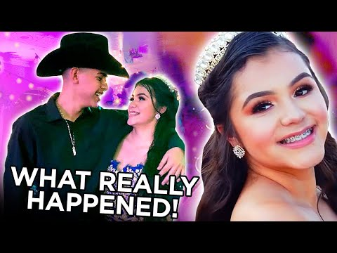 my chambelan asked me out at my quince! | My Dream Quinceañera Stories - Delayza Naylea