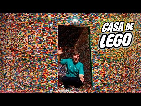 CASA REAL DE LEGOS - 1 MILLÓN de PIEZAS / COSAS GRANDES #2