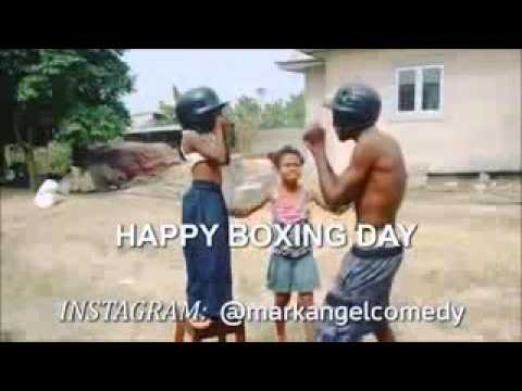 HAPPY BOXING DAY Mark Angel Comedy Episode 70
