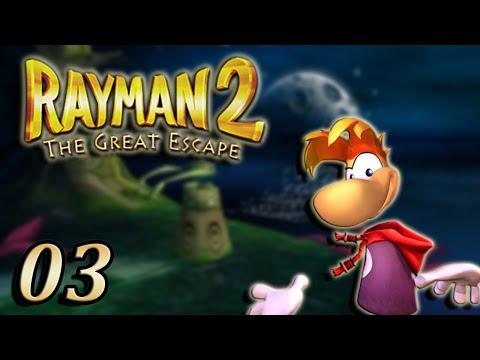 Great - On s'attaque à la licence Rayman avec le second opus de la série : The Great Escape ! Un jeu dans lequel notre ami tentera de sauver le monde des Pirates ! □ Introduction : http://www.youtube....