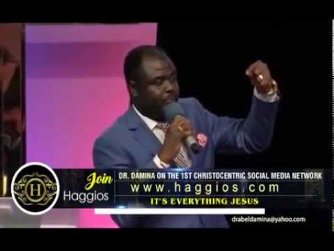 Dr. Abel Damina| Soteria: What Happened From The Cross To The Throne - Part 1
