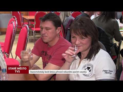 TVS: Staré Město - Košt slivovice