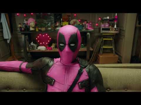DEADPOOL 2  Pink Suit  Official Trailer NEW 2018 Ryan Reynolds Marvel Superhero Movie HD