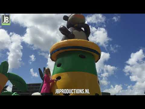 Video van Jungle Climb de Tropische klimtoren | Kindershows.nl