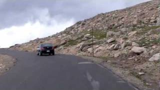 Evans (CO) United States  city photos : Driving the Highest Paved Road in North America (Mt Evans, C
