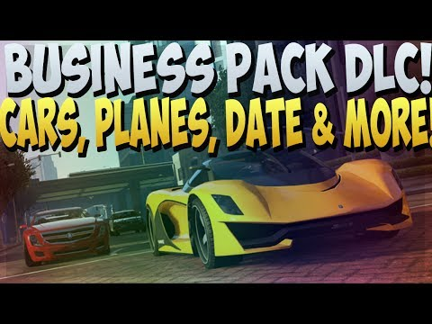 """GTA 5 DLC"" – The Business Update DLC Release Date, NEW Cars, Planes, Guns & MORE! ( ""GTA 5 DLC"" )"