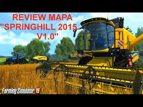 Springhill 2015 v1.0