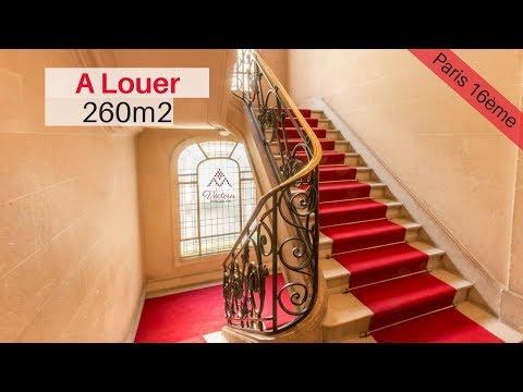 PARIS 16ème Appartement de 260m2