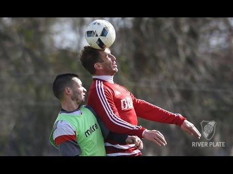 Los goles del amistoso vs. Deportivo Mor�n