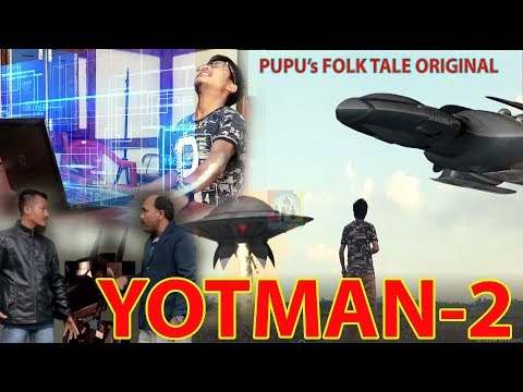 YOTMAN Episode 2 || A  Manipuri Parody  Super Hero Series