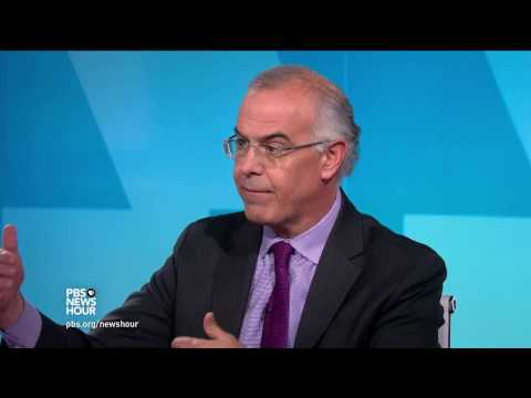 Shields and Brooks on Trump's understanding of presidential power (видео)
