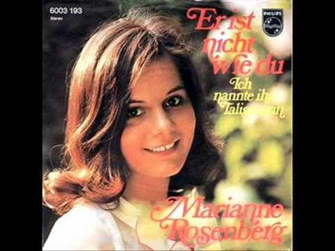 Tekst piosenki Marianne Rosenberg - Er ist nicht wie du po polsku