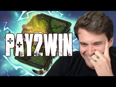 (Hearthstone) Pay2Win VS Sulfuras
