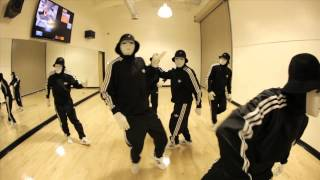 "Jabbawockeez x Far East Movement, ""Dirty Bass"""
