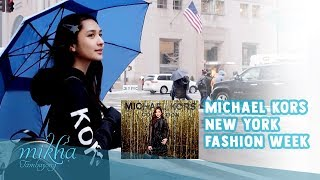 Video New York Freezing Short Trip || Michael Kors NYFW 2019 MP3, 3GP, MP4, WEBM, AVI, FLV Maret 2019