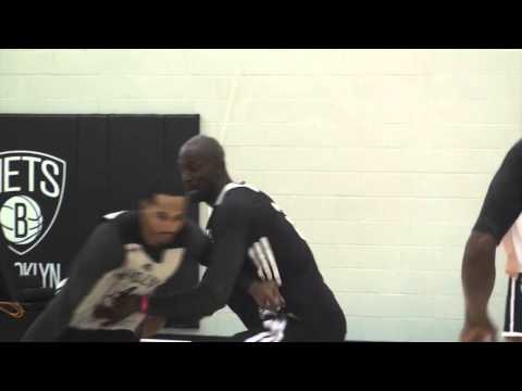 Video: Kevin Garnett's Workman's Mentality