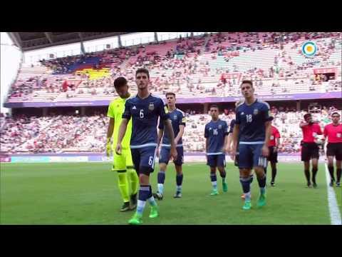 Mundial Sub 20 2017 - Resumen Argentina 0-3 Inglaterra