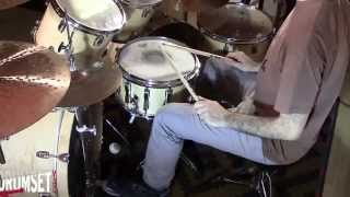 Nevermore - Van Williams Dead Hearth in a Dead World drums Grooves