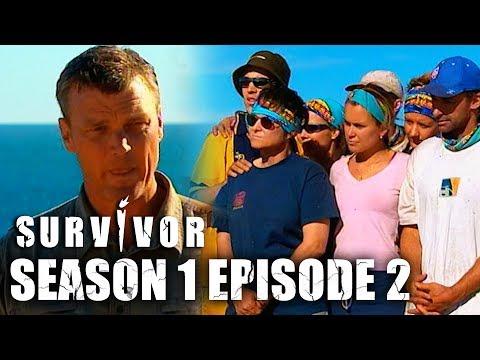 Australian Survivor   SEASON 1 (2002)   EPISODE 2 - FULL EPISODE