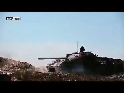 Сирийская армия и союзники продвигаются