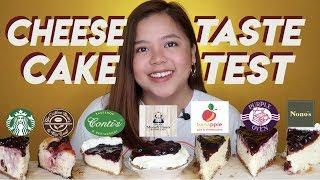 Video Cheesecake Taste Test PH | Merienda Time MP3, 3GP, MP4, WEBM, AVI, FLV April 2019