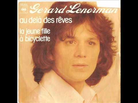 Gerard Lenorman - la jeune fille à bicyclette