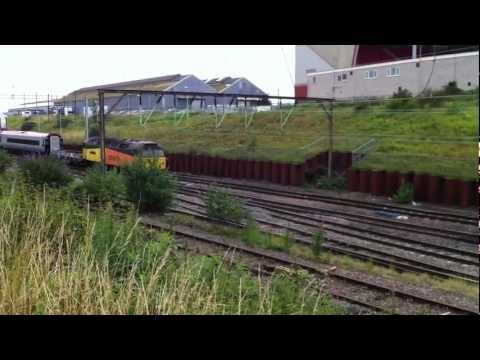 47739 6X39 Brand New Pendolino Carriages 20/07/2012