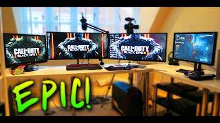 NEW Ali-A Gaming Setup - How I record ALL my videos! :) ● Kasperky PC Protection - http://kaspersky.co.uk/ali-a ● LG DREAM SETUP! - http://www.ultrawidefesti...
