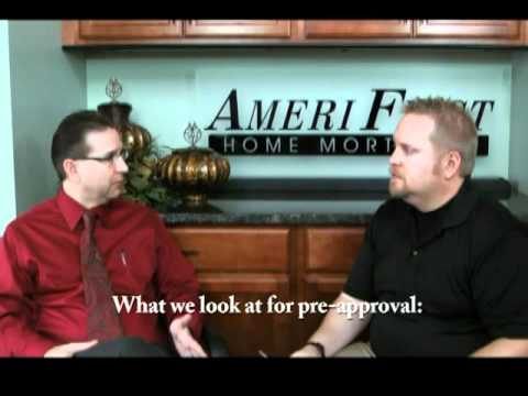 What is Pre Approval for Mortgage Loans