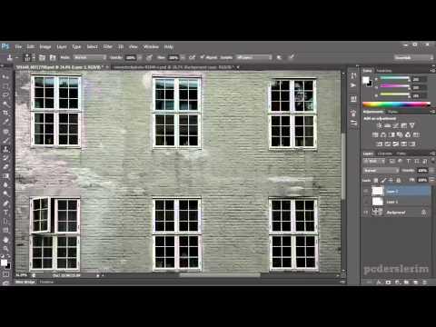 Photoshop Dersleri: İstenilen Objeleri Ortadan Kaldırma Tekniği