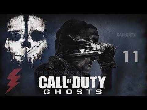 Call of Duty Ghosts Прохождение На Русском #11 — Атлант пал