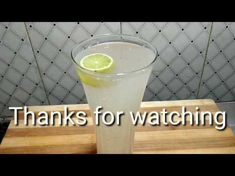 ಈ ತರದ ತಂಪಾದ ನಿಂಬೆಹಣ್ಣಿನ ಜೂಸ್ ಕುಡಿದು ನೋಡಿ/lemon drink/nimbe juice/how to make lemon juice in kannada