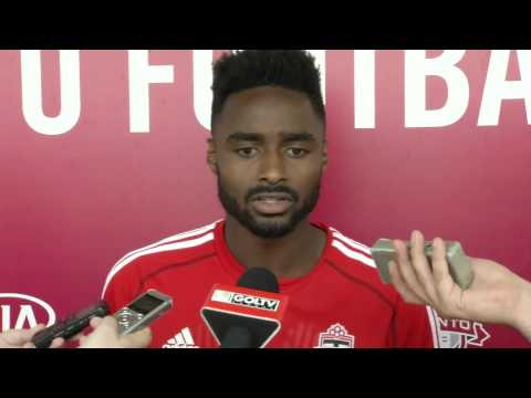 Video: Warren Creavalle - July 25, 2014