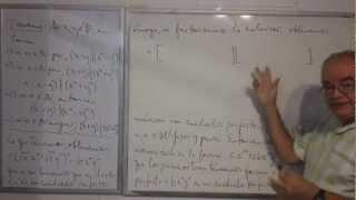 Algebra Intermedia - Lección 20 - B (factorización De Trinomios De Tipo Cuadrático Especiales)