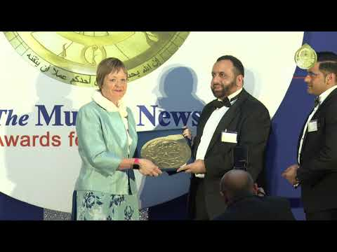 Highlights of 16th The Muslim News Awards for Excellence 2018 Gala Awards