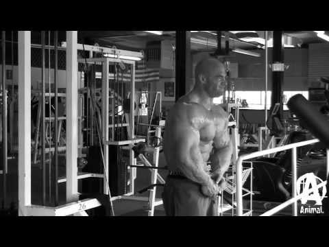 mcgrath - In this exclusive feature video from Animal, IFBB Pro and Animal athlete Frank