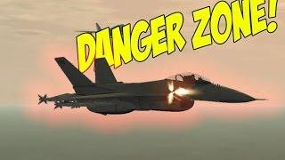 Tank and Fighter Jet Fun! (GTA 5)