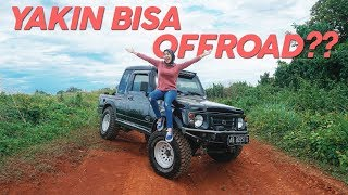 Download Video Calon Istri Nyobain Nyetir Mobil Offroad - CARVLOG INDONESIA MP3 3GP MP4