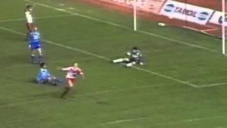Monaco-Legionär Klinsmann trifft viermal gegen AJ Auxerre