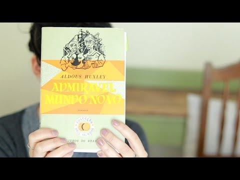 """Review de """"Admirável Mundo Novo"""", de Aldous Huxley"""