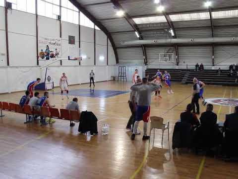"6 kolo Play off KK ""Radnicki 1950"" – KK ""Cacak 94″ 75:69"