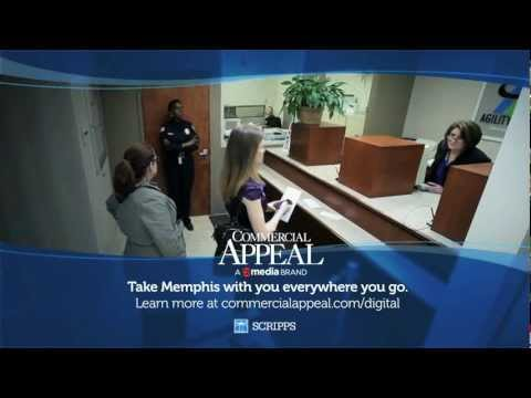 Video of Memphis Commercial Appeal