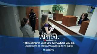 Memphis Commercial Appeal YouTube video