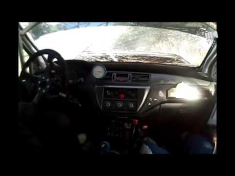 Daniel Żarna/Łukasz Włoch - dachowanie Rally Classic Druskininkai \'14